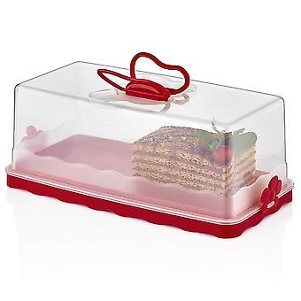 Herzberg HG-L575: stafettpinne kakakupol röd