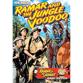 Ramar & the Jungle Voodoo [DVD] USA import