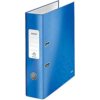 Leitz Lever Arch File 180° WOW A4 80mm blue