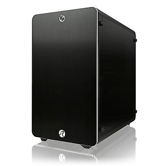 Raijintek Thetis Aluminium ATX Cube - Black Window