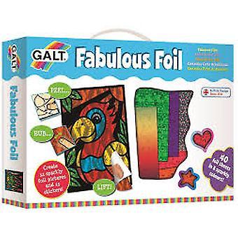 Fabulous Foil Creative Activity Set
