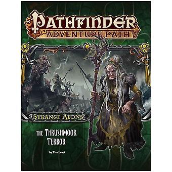 Pathfinder Adventure Path #110: The Thrushmoor Terror (Dziwne Aeons 2 z 6)