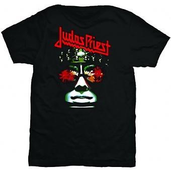 Judas Priest Hell Bent Mens T Shirt: Small