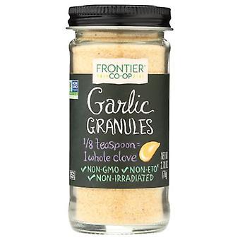 Hraničné cesnakové granule, 2,7 oz