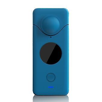 Custodia protettiva in silicone copriore pelle sostituzione per insta360 un accessorio fotocamera x2