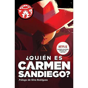 Quien Es Carmen Sandiego by Rebecca Tinker
