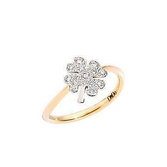 Dodo dac0009foursdb0og5 med diamanter ring