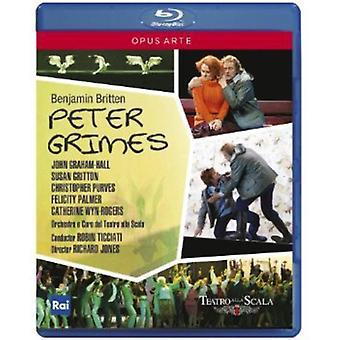 B. Britten - Peter Grimes [BLU-RAY] USA import