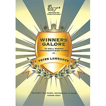 Winners Galore Treble Clef with with Hns/Tuba CD
