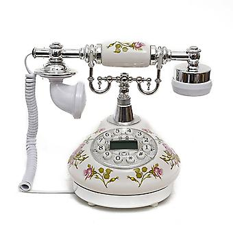 Antique Style Rotary Phone Princess French Style Old Fashioned Handset Telephone  Tc-513