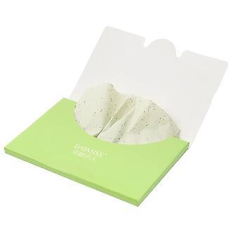 Muzxr-kasvokudokset vihreä tee hajusteöljy absorboiva kasvopaperi