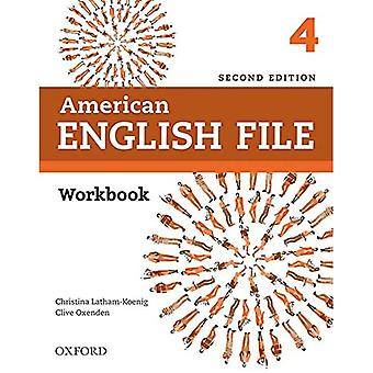 Amerikaans Engels bestand: Niveau 4: Werkmap (Amerikaans Engels Bestand)