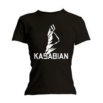 Kasabian damer tee: ultra (skinny passform)