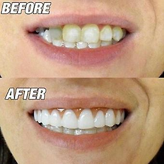 Confortable Silicone Perfect Smile Plaeers Hommes Femmes Facettes Dent Cover