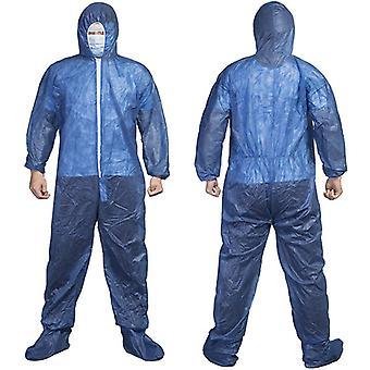 Защитная одноразовая комбинезон Изоляция Одежда Hazmat Coveralls