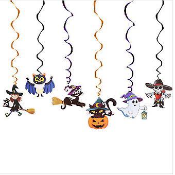 Venalisa handgemaakte Mickey Mouse pompoen guirlande deur decoratie hangende guirlande