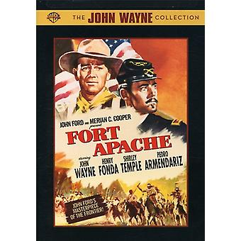 Fort Apache [DVD] USA import