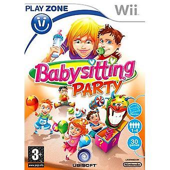 Babysitting Party Nintendo Wii Game