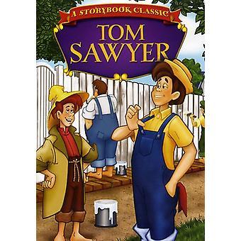 Tom Sawyer [DVD] USA import