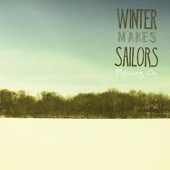 冬は、船員 - [ビニール] 米国に移動インポート