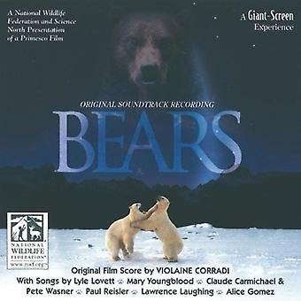 Violaine Corradi - Bears [CD] USA import