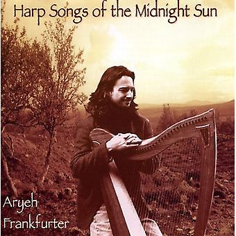 Aryeh Frankfurter - Harp Songs of the Midnight Sun [CD] USA import