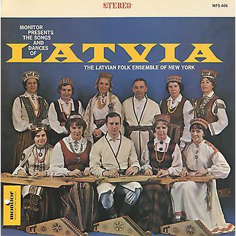 Latvian Folk Ensemble of New York - Vol. 1-Latvian Folk Ensemble of New York [CD] USA import