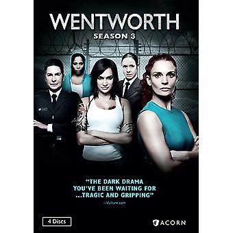Wentworth: Stagione 3 importazione USA [DVD]
