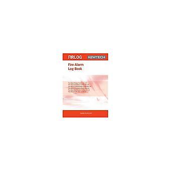 Kewtech Fire Alarm Log Book