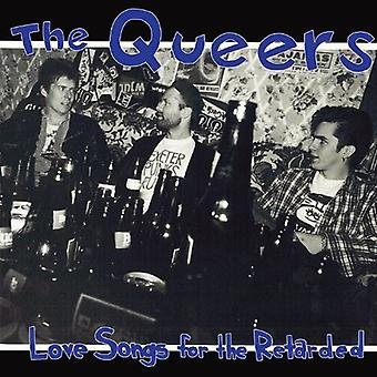 Queers - Love Songs for the Retarded [CD] USA import