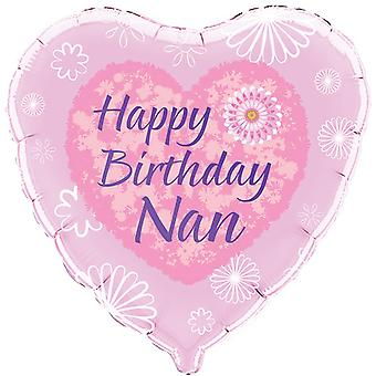 Oaktree 18 Inch Happy Birthday Nan