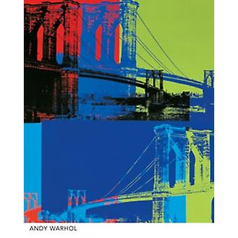 Brooklyn Bridge Poster Poster Print by Andy Warhol