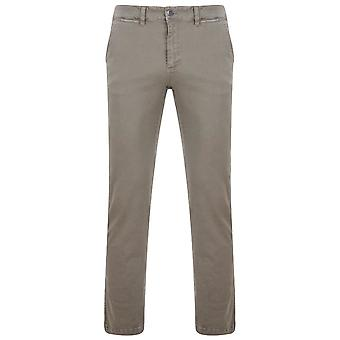 Kam Tall Stretch Chinos Trousers