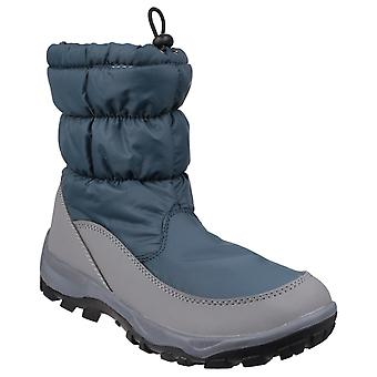 Cotswold Womens Polar Waterproof Snow Boot Blue