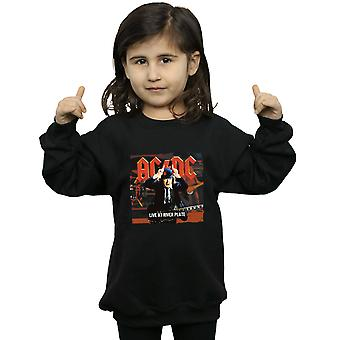 AC/DC Girls Live At River Plate Columbia Records Sweatshirt