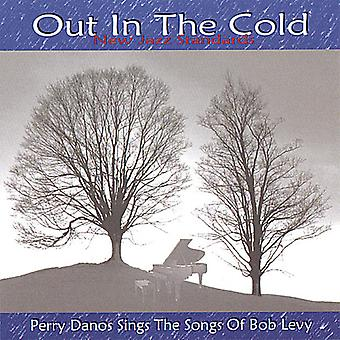 Perry Danos - Sings the Songs of Bob Levy Out in the Cold [CD] USA import