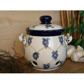 Garlic pot 900 ml, height 15 cm, tradition 8 - BSN 3043