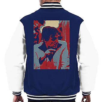 Muhammad Ali Cassius Clay Training Session 1966 Poster Style Men's Varsity Jacket