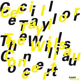 Cecil Taylor - Willisau Concert [CD] USA import