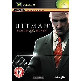 Hitman Blood Money (Xbox) - New