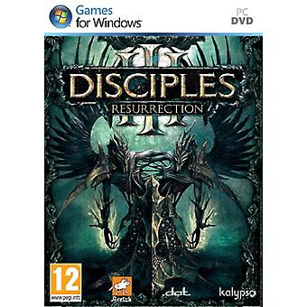 Disciple III opstandelse (PC DVD)-ny