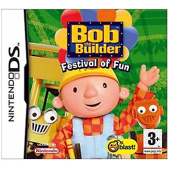 Bob The Builder Festival Of Fun (Nintendo DS) - Nouveau