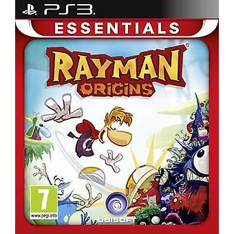 Rayman Origins PlayStation 3 Essentials (PS3) – nowość