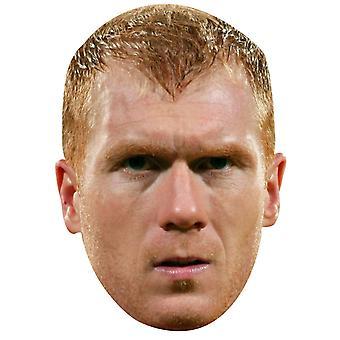 Paul Scholes Mask