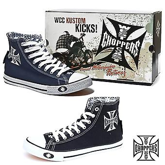 West Coast choppers shoes WCC warriors