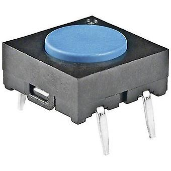 NKK Switches JB15FP Pushbutton 24 V DC 0.05 A 1 x Off/(On) momentary 1 pc(s)