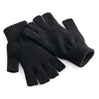 Outdoor Look Mens Netherley Fingerless Thermal Winter Gloves