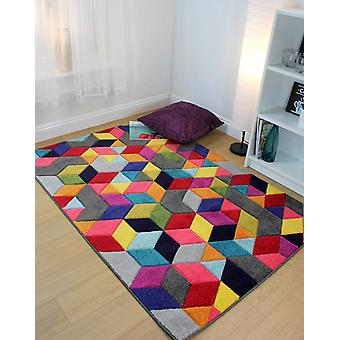 Spectrum Flair Dynamic  Rectangle Rugs Funky Rugs