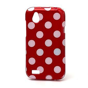 Beschermhoes voor mobiel HTC desire V T328w
