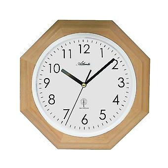 壁の時計付きラジオ アトランタ - 4324-30